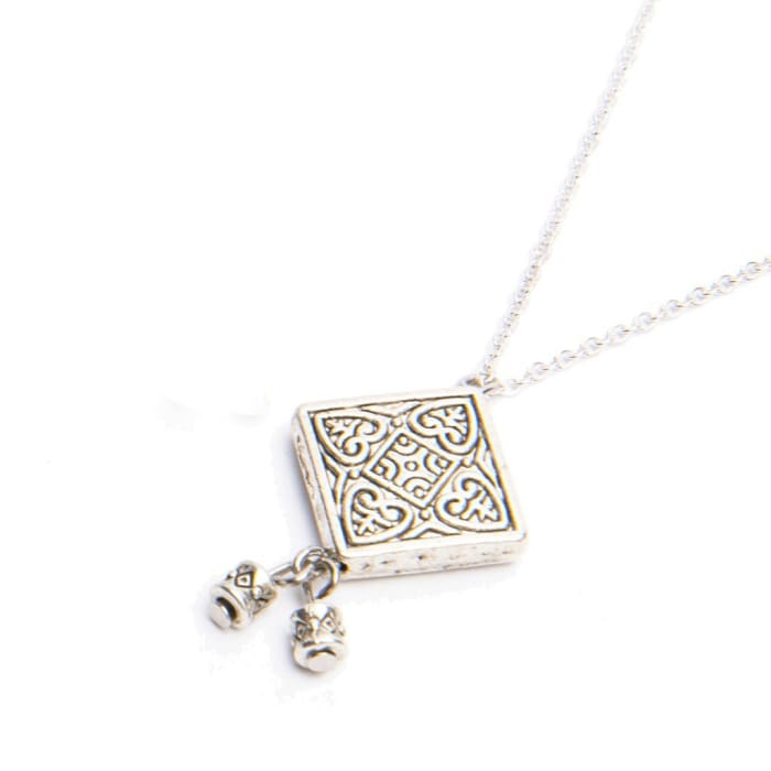Hope Tibetan Silver Necklace Women - Jewelry - Necklaces
