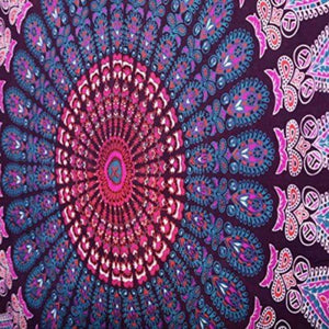 Indian Mandala Tapestry Tapestrie Hippie Wall Hanging Bohemian Queen 100% Cotton Tapestries