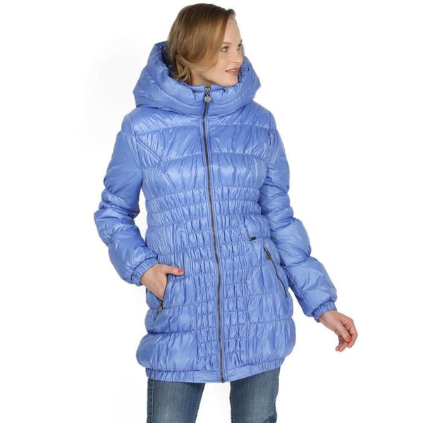 Jacket Demi-season Sandra Ultramarine