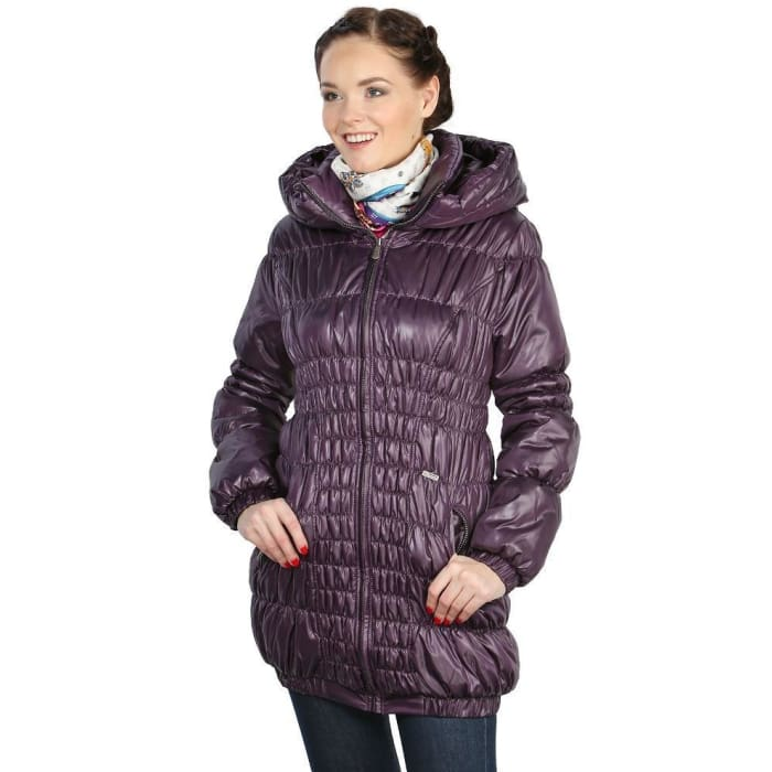 Jacket Sandra plum demi
