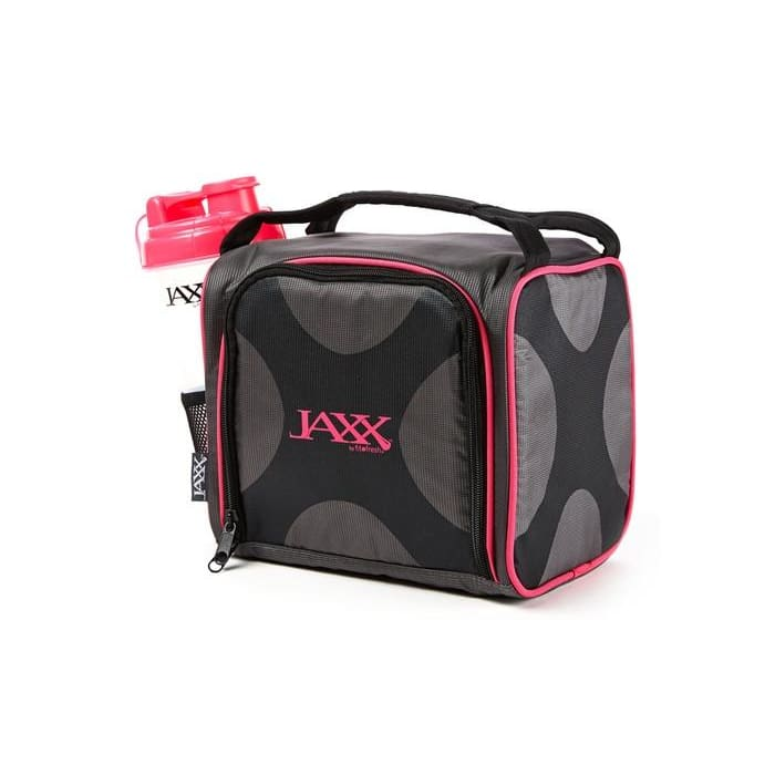 Jaxx Fitpak With Portion Container Set And Shaker Cup