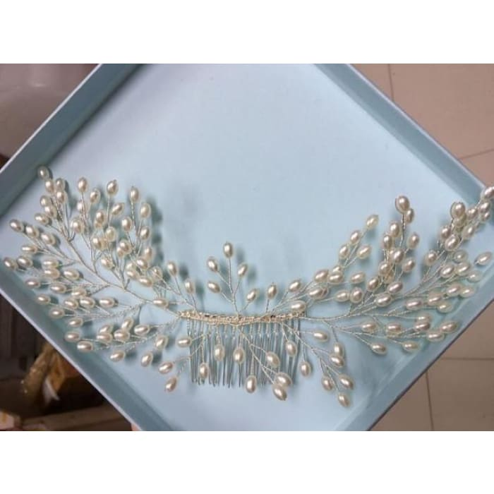 New Luxurious Bride Hair Accessories Hair Jewelry