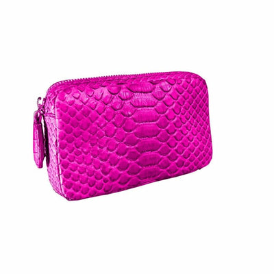 Python Pouch Women - Accessories - Wallets & Small Goods