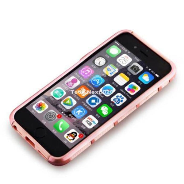 Rose Gold Iphone 6S Case Hybrid Shockproof Hard Rugged Bumper Heavy Duty 6 Cover Cases Covers & Skins