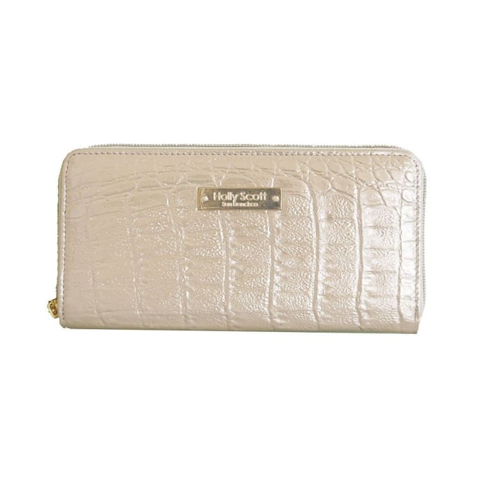 Royce Wallet-Gold Women - Accessories - Wallets & Small Goods