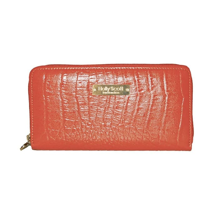 Royce Wallet-Orange Women - Accessories - Wallets & Small Goods