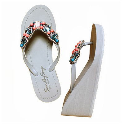 Sunset Park - Wedge Sandal Women - Shoes - Sandals