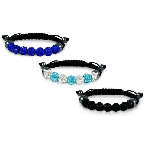 Swarovski Elements Design Stretch Bracelet
