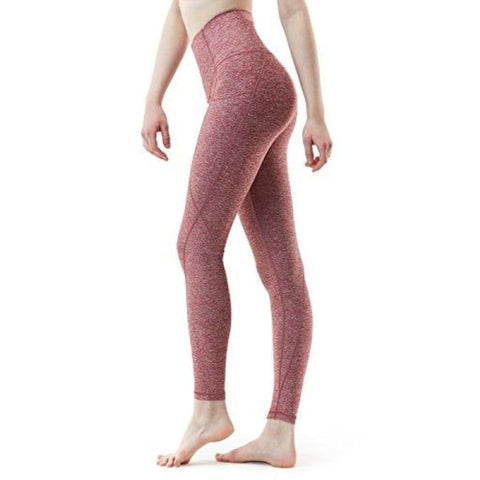 Tesla Yoga Pants High-Waist Tummy Control W Hidden Pocket