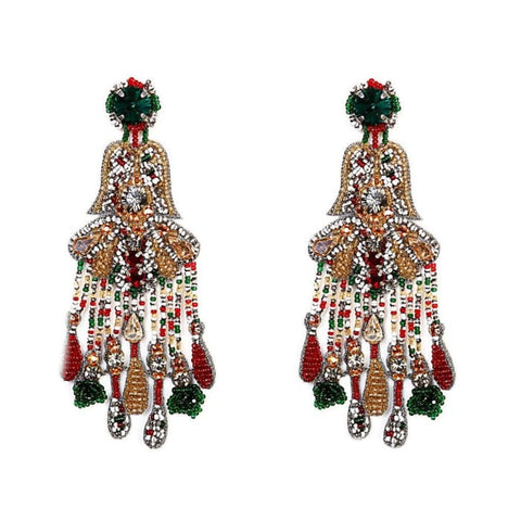 Vintage Chandelier Earrings. Women - Jewelry - Earrings