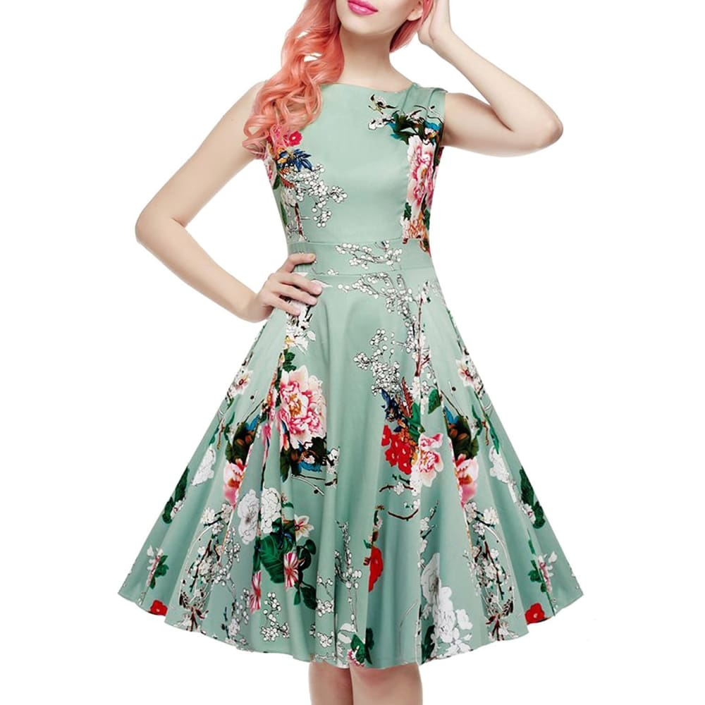 0a6a512eca3317 Vintage Tea Dress – Fashion dresses