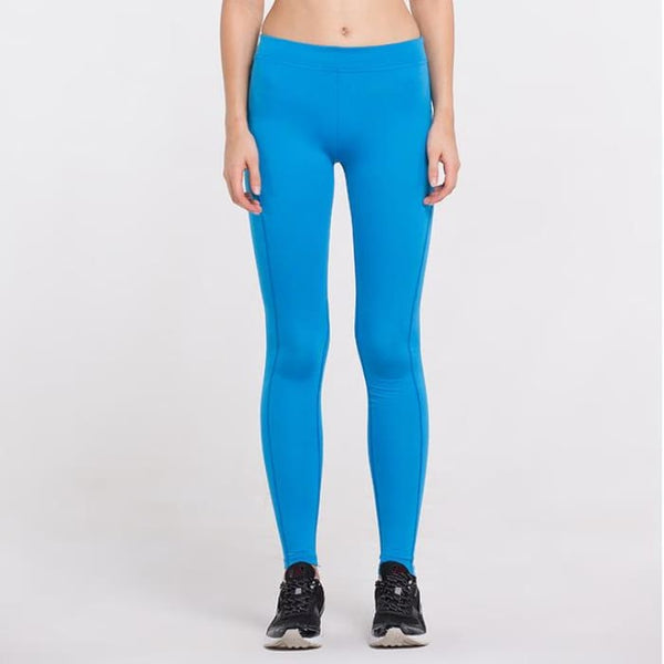 Women Yoga Pants Sports Exercise Tights Fitness Running 091 / S Yoga Pants