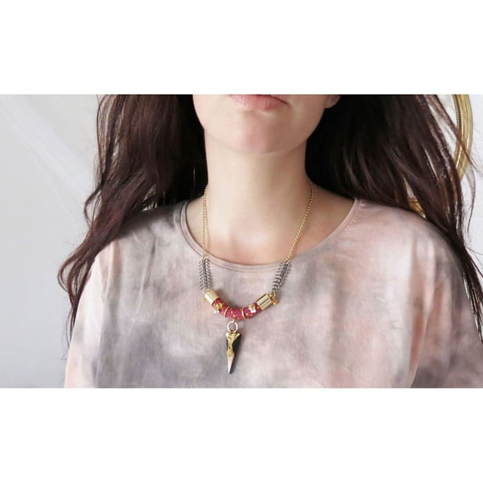 Yoko Necklace Women - Jewelry - Necklaces