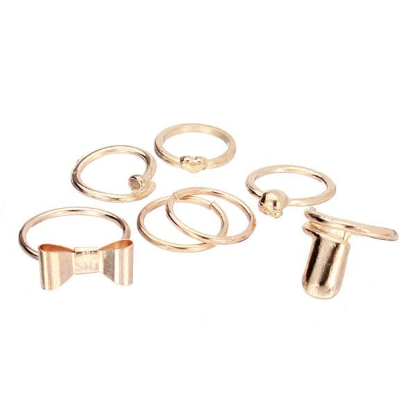 Alloy Joint Ring