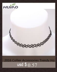 2016 Collier Accessories Trendy Hot New Fashion Jewelry Fishing Line Weave Tattoo Choker Necklace Gift For Women Girl Lovers