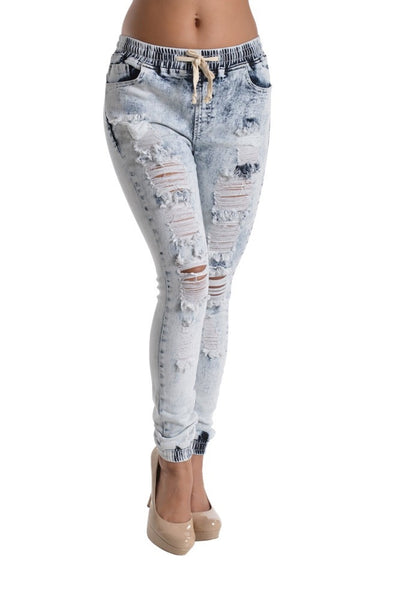 Lastest Exocet Womens Denim Cargo Jogger At Amazon Womens Clothing Store