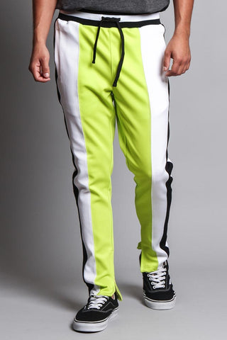 Frozen Yellow/White