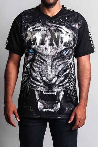 King Sublimation V T-Shirt TS7160 - P5D