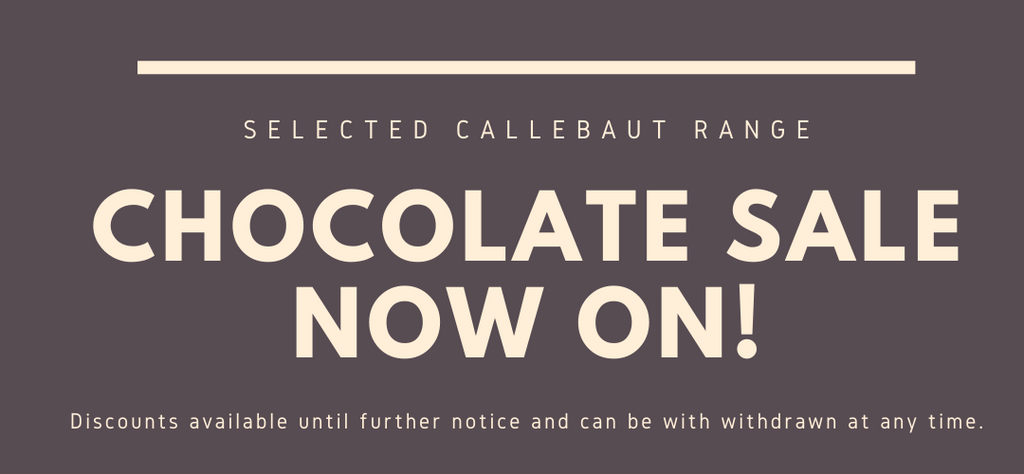 Callebaut Chocolate Sale | Sima Ingredients