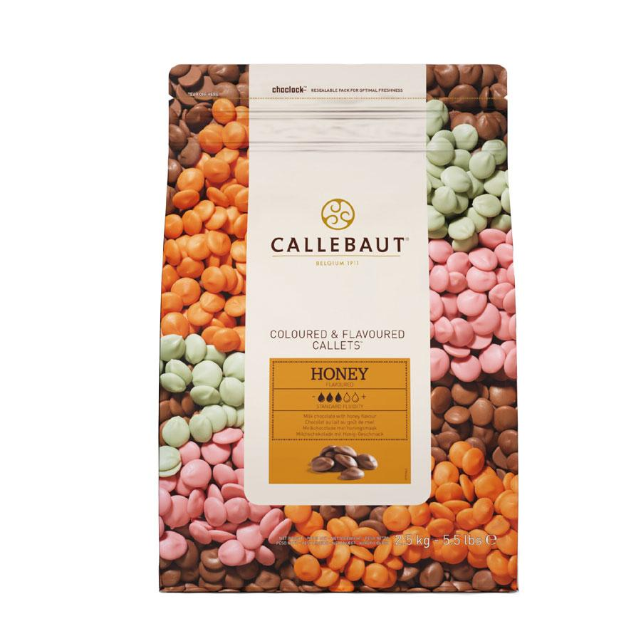 Callebaut - Honey Flavoured Easimelt 2.5kg