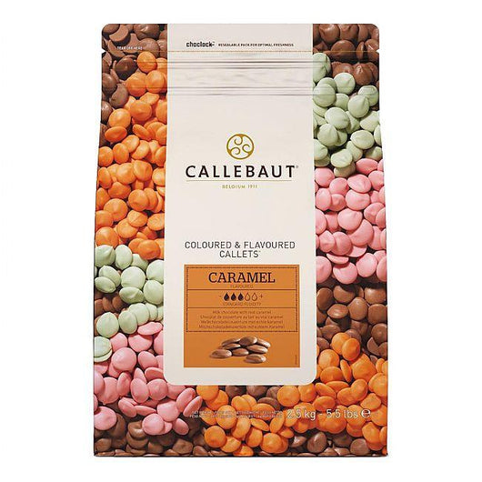 Callebaut - Caramel Flavoured Easiment 2.5kg