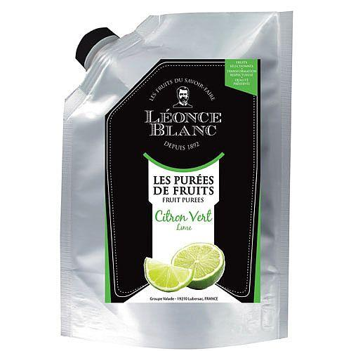 Léonce Blanc Puree - Lime Fruit Puree 1kg