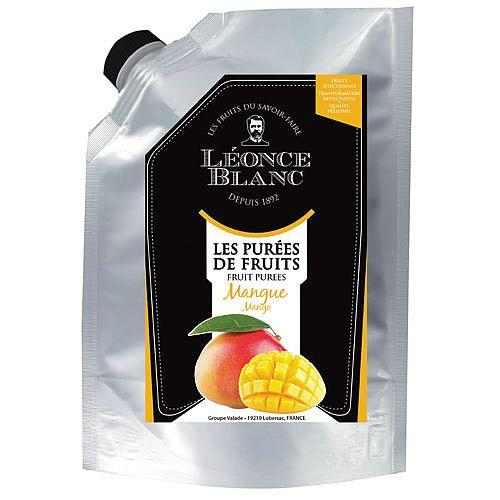 Léonce Blanc Puree - Mango Fruit Puree 1kg