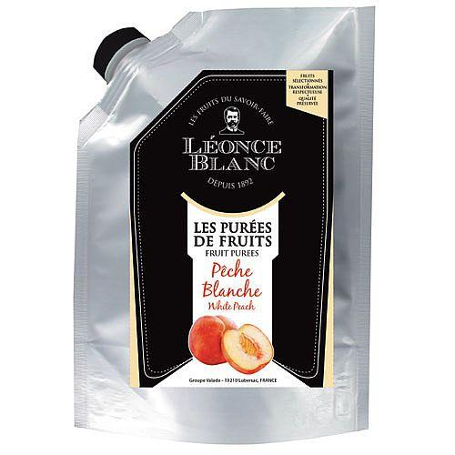 SOSA - Peach Fruit Puree 1kg