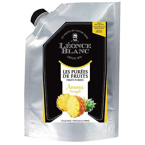 Léonce Blanc Puree - Pineapple Fruit puree 1kg