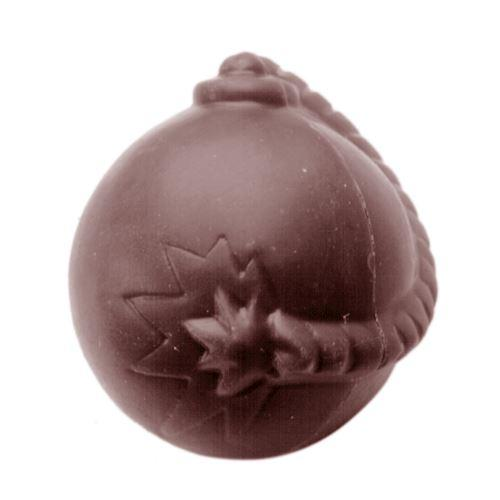 CW1475 Christmas Bauble - Polycarbonate Chocolate Mould