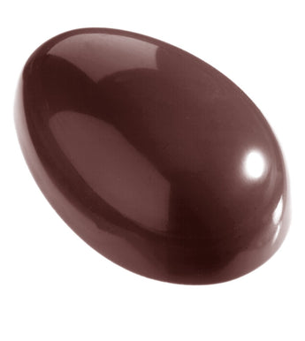 CW2006 Smooth Easter Egg 100mm - Polycarbonate Chocolate Mould
