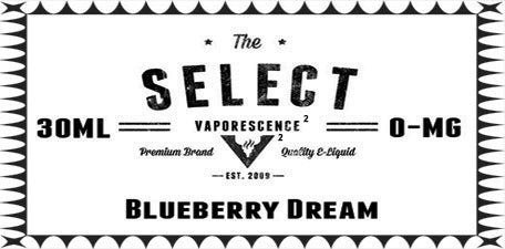 Select Blueberry Dream