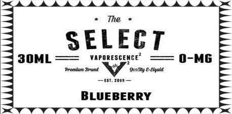 Select Blueberry