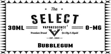 Select Bubblegum