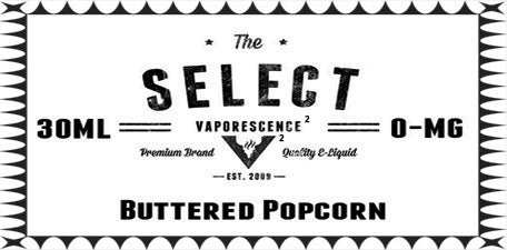 Select Buttered Popcorn