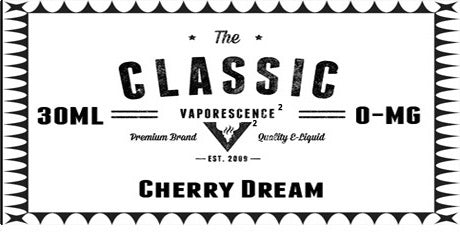 Classic Cherry Dream