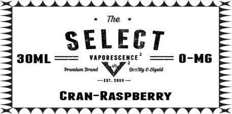 Select Cran-Rasberry