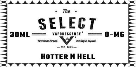 Select Hotter N Hell