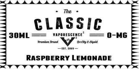 Classic Rasberry Lemonade