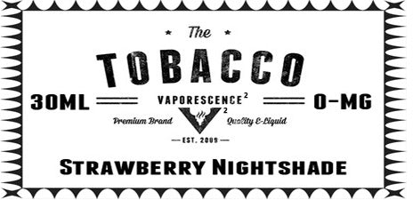 Tobacco Strawberry Nightshade