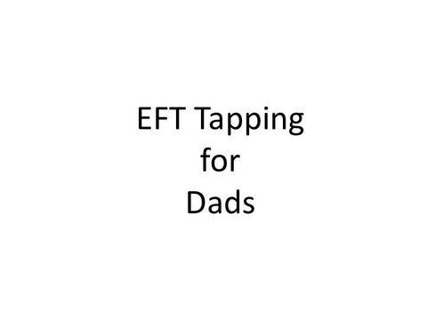 Dads EFT Tapping Guide (Audio mp3)