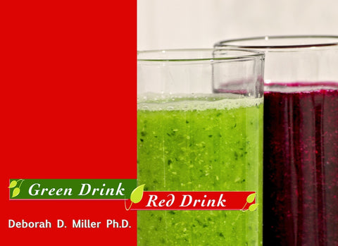 Green Drink Red Drink
