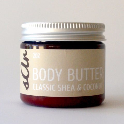 Body Butter - Classic Shea and Coconut