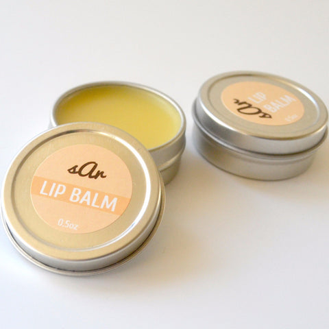 Lip Balm - Natural Scent - Shea and Coconut
