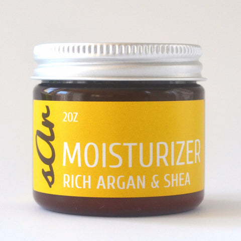Moisturizer - Rich Argan and Shea
