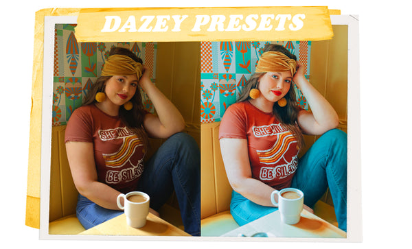 Dazey Presets - Get the same look as our Instagram!