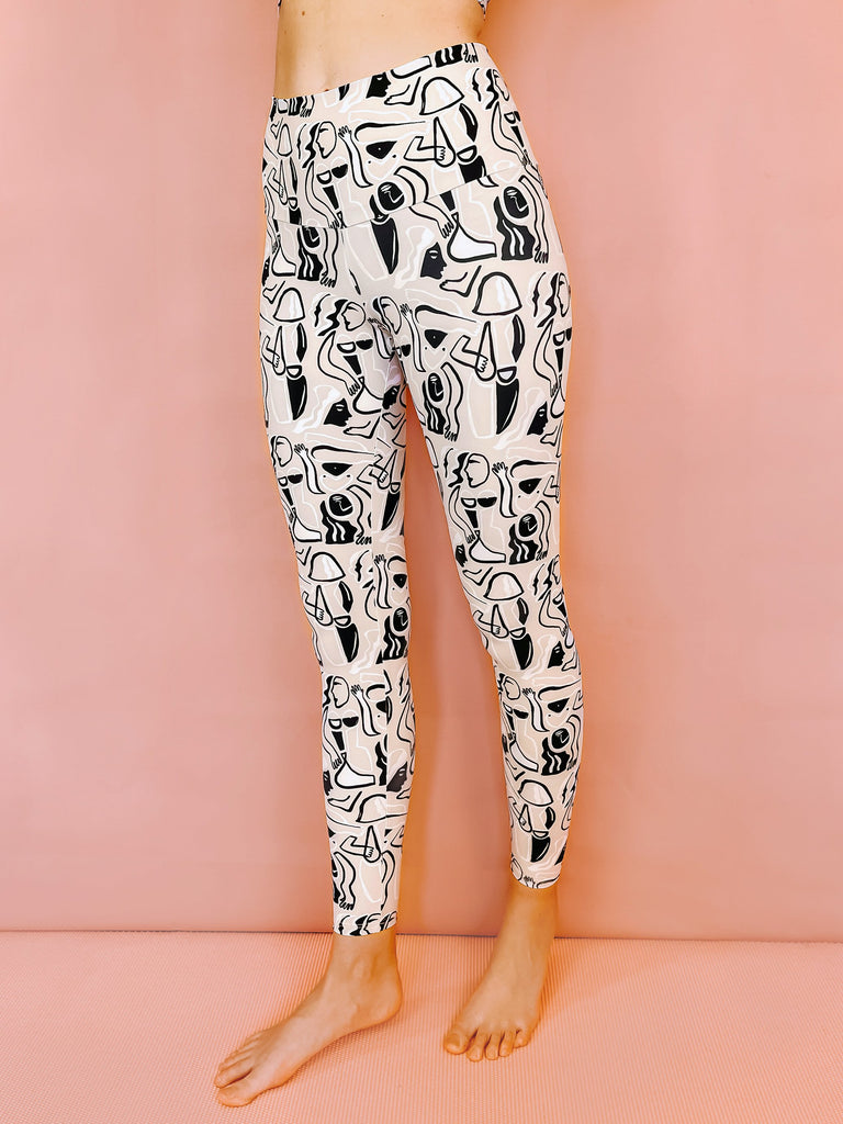 Peace it Together Leggings