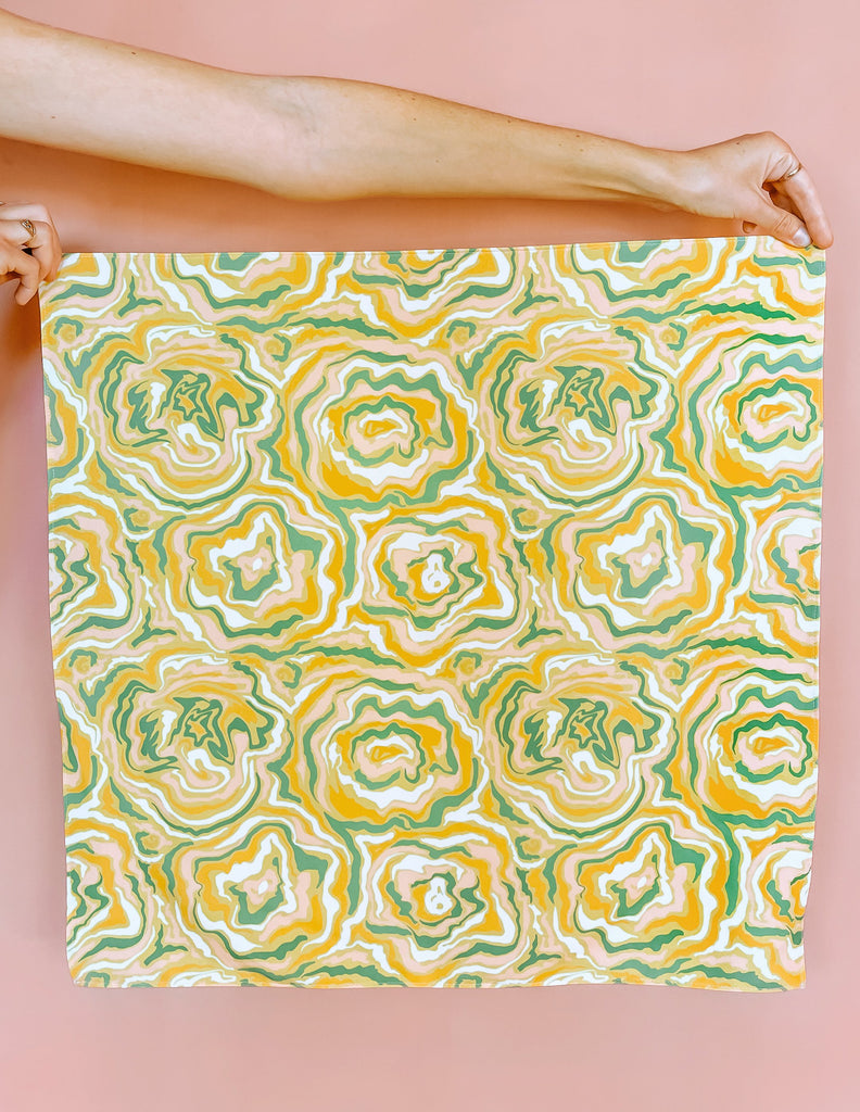 Bloom Baby Bandana