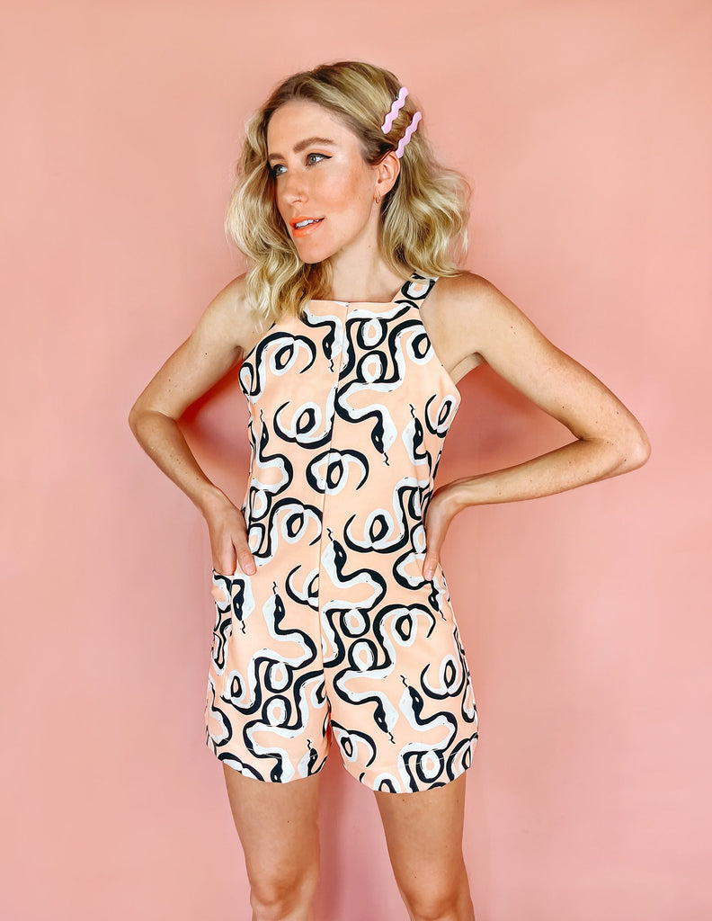 New Skin Breezy Romper
