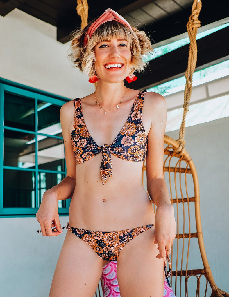 Frida Flora String Bottoms